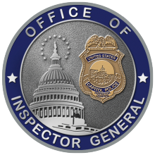 office of inspector general united states capitol police
